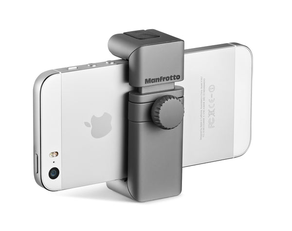 Manfrotto TwistGrip Universal Mount for iPhone, discontinued, Manfrotto - Pictureline  - 1
