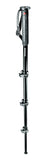 Manfrotto MPMXPROC4US Xpro Monopod Plus Carbon Fiber 4 Section, tripods photo monopods, Manfrotto - Pictureline  - 1