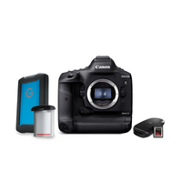 Canon EOS-1DX Mark III Digital Camera Body CFexpress Card & Reader Bundle Kit