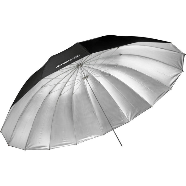 Westcott 7' Parabolic Umbrella Soft Silver, lighting umbrellas, Westcott - Pictureline  - 1