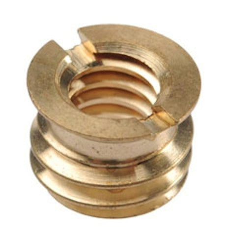 "Wimberley Reducer Brass Bushing 3/8"""" to 1/4, tripods plates, Wimberley - Pictureline"