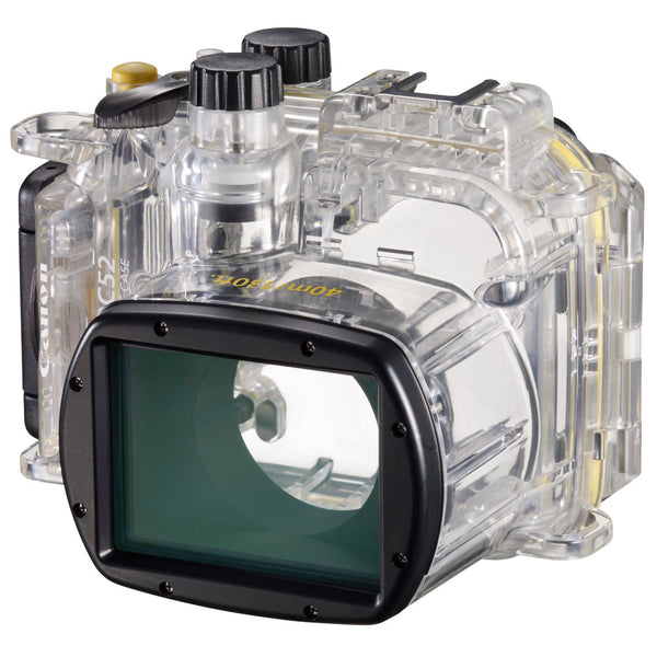 Canon WP-DC52 Waterproof Case (G16), camera weatherproofing, Canon - Pictureline