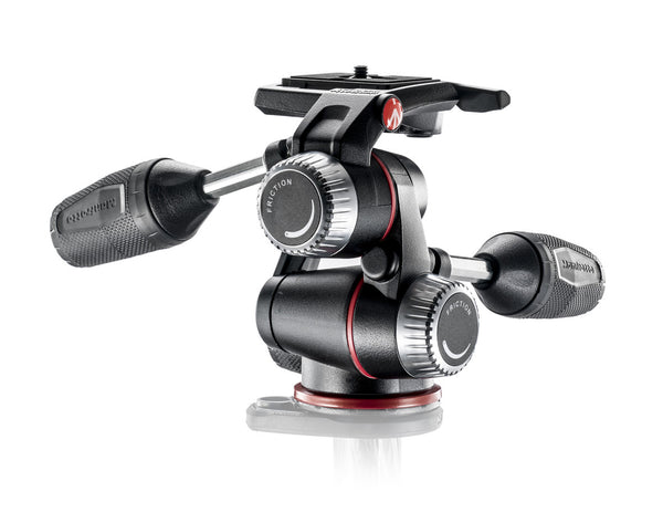 Manfrotto XPRO 3-Way Head w/RC2, tripods 3-way heads, Manfrotto - Pictureline  - 1