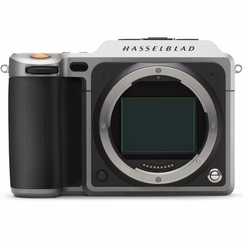 Hasselblad X1D-50c Body (no lens) - 50MP Mirrorless camera body