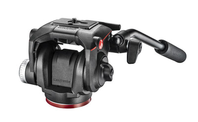 Manfrotto Video XPro Fluid Head, tripods video heads, Manfrotto - Pictureline  - 2