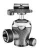 Gitzo GK2545T-82QD Series 2 Traveler Carbon Fiber Tripod with Center Ball Head, tripods travel & compact, Gitzo - Pictureline  - 3