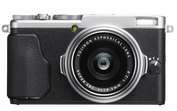Fujifilm X70 Digital Camera (Silver), camera point & shoot cameras, Fujifilm - Pictureline  - 1