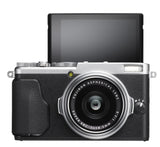 Fujifilm X70 Digital Camera (Silver), camera point & shoot cameras, Fujifilm - Pictureline  - 4