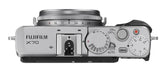 Fujifilm X70 Digital Camera (Silver), camera point & shoot cameras, Fujifilm - Pictureline  - 5