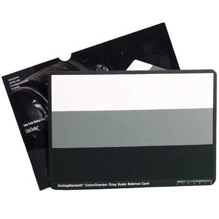 x-rite Grayscale Card, computers color management, X-Rite - Pictureline
