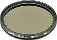 Hoya 46mm Neutral Density NDX4 (2-stop) HMC Filter