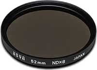 Hoya 52mm Neutral Density NDX8 (HMC) Filter, lenses filters nd, Hoya - Pictureline  - 1