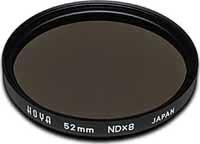 Hoya 46mm Neutral Density NDX8 (3-stop) HMC Filter