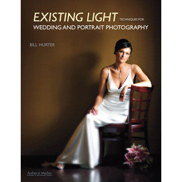 Book: Existing LightTechniques for Wedding and Portrait Photographers, camera books, Amherst - Pictureline