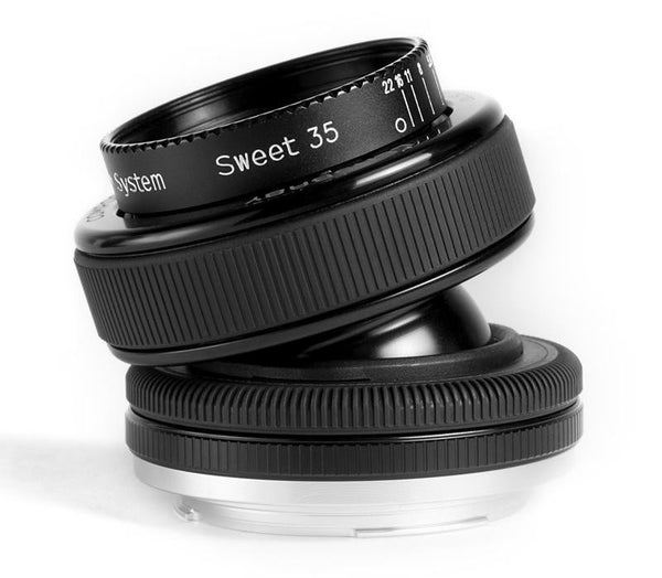 Lensbaby Composer Pro With Sweet 35 Optic Nikon, discontinued, Lensbabies - Pictureline  - 1