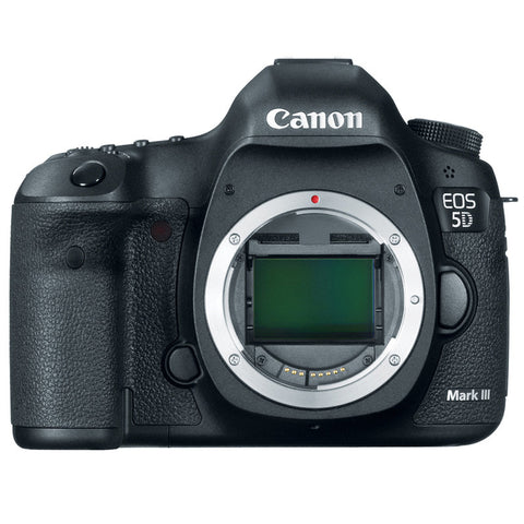 Canon EOS 5D Mark III Digital Camera Body Kit, camera dslr cameras, Canon - Pictureline  - 1
