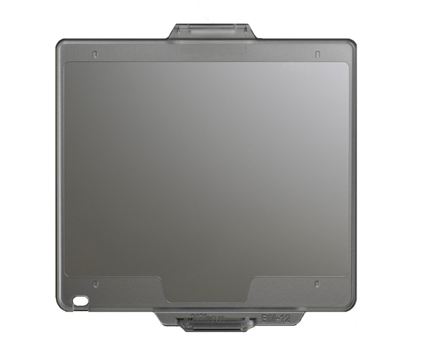 Nikon BM-12 LCD Monitor Cover (D800/D800E), camera replacement parts, Nikon - Pictureline