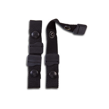 Black Rapid CPR Coupler to Connect 2 Camera Straps into a Harness, camera straps, Black Rapid - Pictureline  - 1