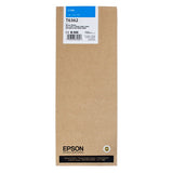 Epson T636200 7900/7890/9890/9900 Ultrachrome HDR Ink 700ml Cyan, papers ink large format, Epson - Pictureline  - 1