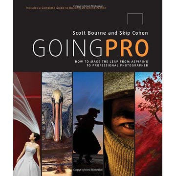 Book: Going Pro: How to Make the Leap from Aspiring to Professional Photographer, camera books, Amphoto - Pictureline