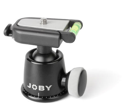 Joby Ballhead for Gorillapod SLR-Zoom (Black Aluminum), tripods ball heads, Joby - Pictureline