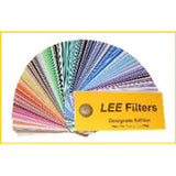 "Lee Filters Chrome Orange 24""""x21 (179), lighting filters, Lee Filters - Pictureline  - 2"