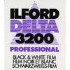 Ilford Delta 3200 Pro 135-36 Black & White Negative Film (One Roll)