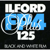 Ilford FP4 Plus 135-36 Black & White Negative Film (ISO 125 - One Roll), camera film, Ilford - Pictureline  - 1