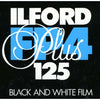 Ilford FP4 Plus 135-36 Black & White Negative Film (ISO 125 - One Roll)