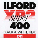 Ilford XP2 Super 120 Black & White Film (ISO 400 - One Roll), camera film, Ilford - Pictureline  - 2