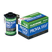 Fujichrome Provia 100F 135-36 Film (One Roll), camera film, Fujifilm - Pictureline