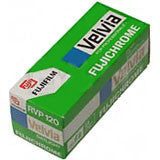 Fujichrome Velvia 50 120 Film (One Roll), camera film, Fujifilm - Pictureline