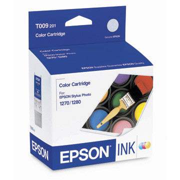 Epson T009201 1270/1280 Color Ink, printers ink small format, Epson - Pictureline
