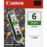 Canon Photo Green Ink BCI-6G, printers ink small format, Canon - Pictureline  - 1