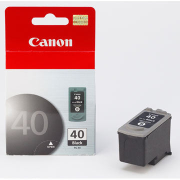 Canon PG-40 Black Ink Tank, printers ink small format, Canon - Pictureline