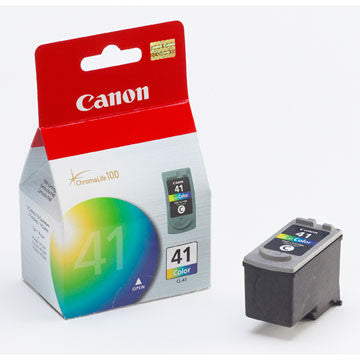 Canon CL-41 Color Ink Tank, printers ink small format, Canon - Pictureline