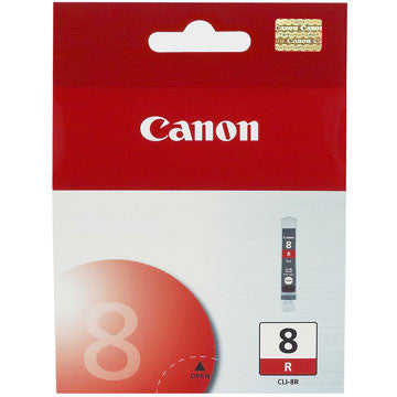Canon Ink CLI-8R Red, printers ink small format, Canon - Pictureline
