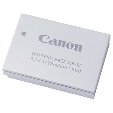 Canon NB-5L Battery Pack, camera batteries & chargers, Canon - Pictureline