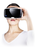 Zeiss VR One Plus Headset (Includes Universal Tray), video drone accessories, Zeiss - Pictureline  - 2