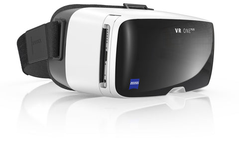 Zeiss VR One Plus Headset (Includes Universal Tray), video drone accessories, Zeiss - Pictureline  - 1
