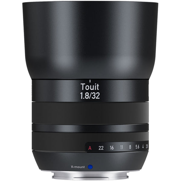 Zeiss Touit 32mm f/1.8 Lens for Fujifilm X-Mount, lenses mirrorless, Zeiss - Pictureline  - 1