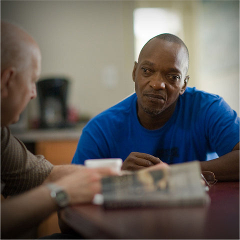 Counseling in the Men's Recovery Program