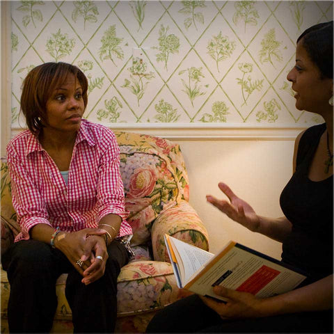 Counseling at the Mission's Women's Recovery Program
