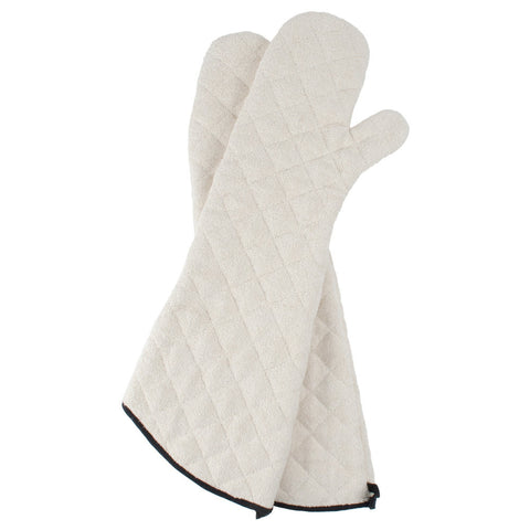 "24"" Terry Oven Mitts"