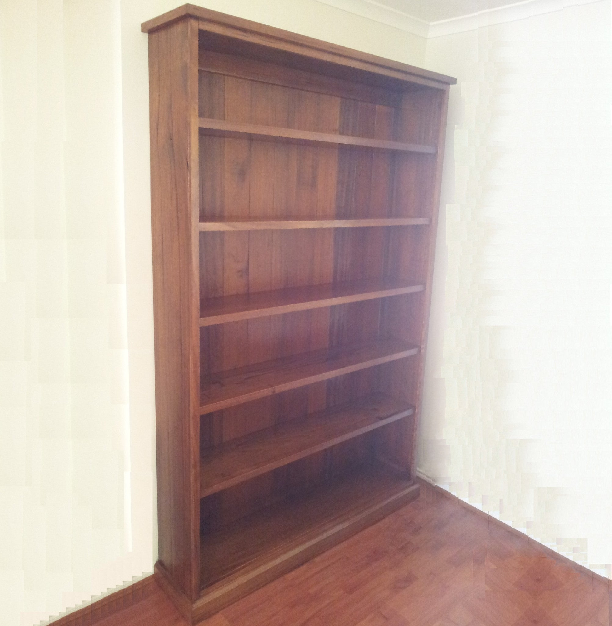 Red Jacket Bookcase