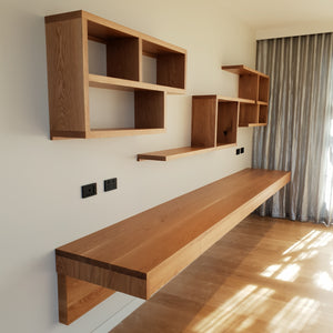 Bespoke Shelving and Drawers