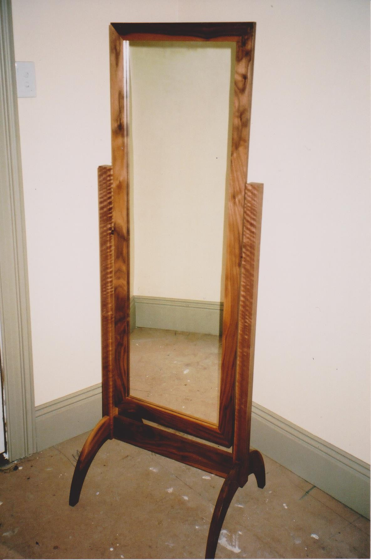 Raglan Cheval Mirror