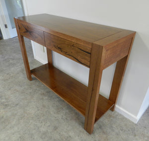 Phoenix Hall Table w/shelf