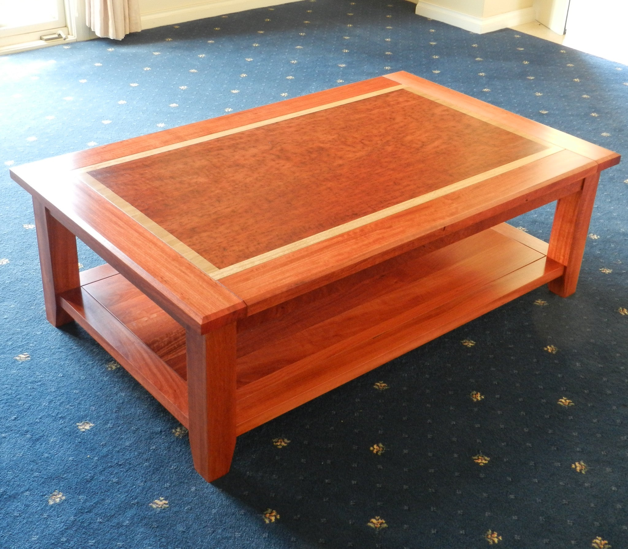 Red Jacket Coffee Table