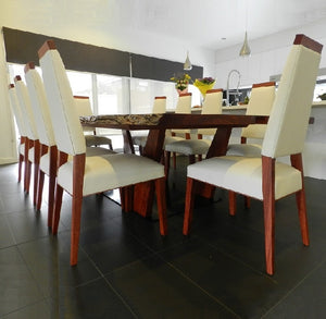 Yendon Dining Table Redgum